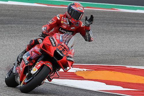 Bagnaia törte meg Marquez uralmát Austinban, sorozatban 3. pole-pozícióját szerezte az olasz!