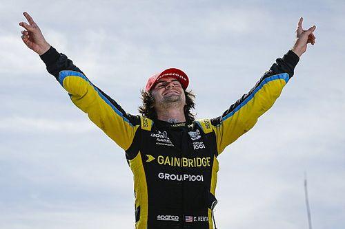 Laguna Seca IndyCar: Herta dominates, beats Palou, Grosjean stars
