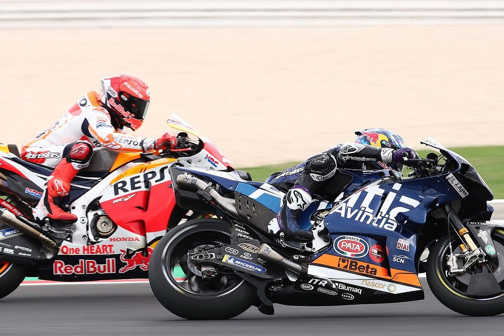 """マルケス、""""大きな意味がある""""サンマリノ4位。それでも、優勝争いには「まだ遠く及ばない」"""