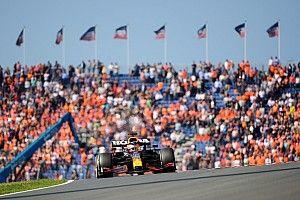 【F1動画】2021年F1第13戦オランダGPフリー走行3回目ハイライト