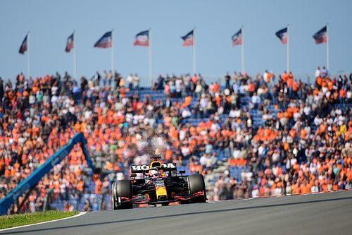 """F1: Verstappen destaca """"sensação maravilhosa"""" da pole em casa e desejo de """"terminar amanhã o que começou hoje"""""""