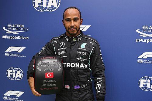 Kwalificatieduels F1: De onderlinge stand na de Turkse GP