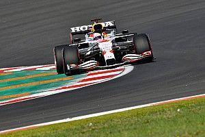 "F1 balance ""mish-mash"" caused Verstappen Turkey FP2 struggle"
