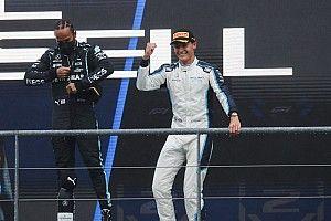 """Hamilton niet bang voor duel met Russell: """"Ben in een ander stadium in mijn leven"""""""