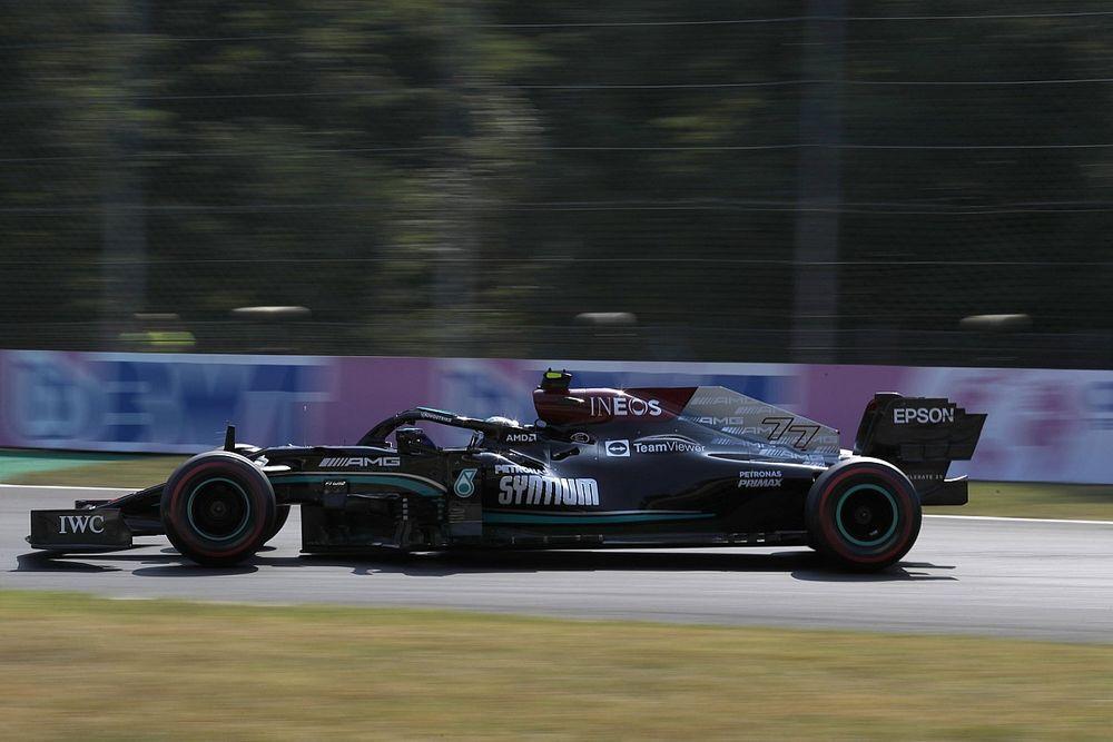 Mercedes, Bottas'ın güç ünitesinde bir değişiklik daha yaptı