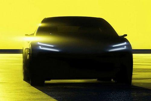 Négy új elektromos Lotust mutatnak be a következő 5 évben
