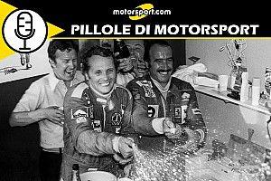 Podcast: Lauda, Regazzoni e il doppio sigillo Rosso