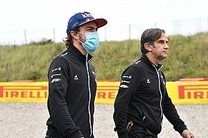 Alonso: F1-wagens niet gemaakt voor kombocht Zandvoort