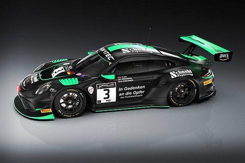 NLS squad Schnabl takes over Porsche Spa 24h entry