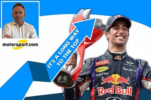 Chinchero racconta Ricciardo (p.2) - It's a long way to the top