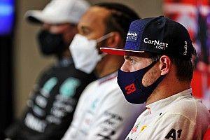 """RETA FINAL: Verstappen lidera, mas Red Bull """"não sabe o que fazer"""" contra Mercedes"""