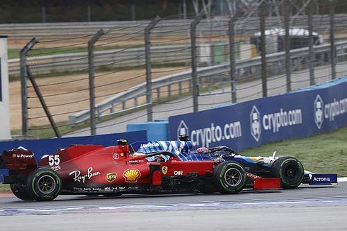 La remontada de Sainz le da el 'Piloto del día' en Turquía