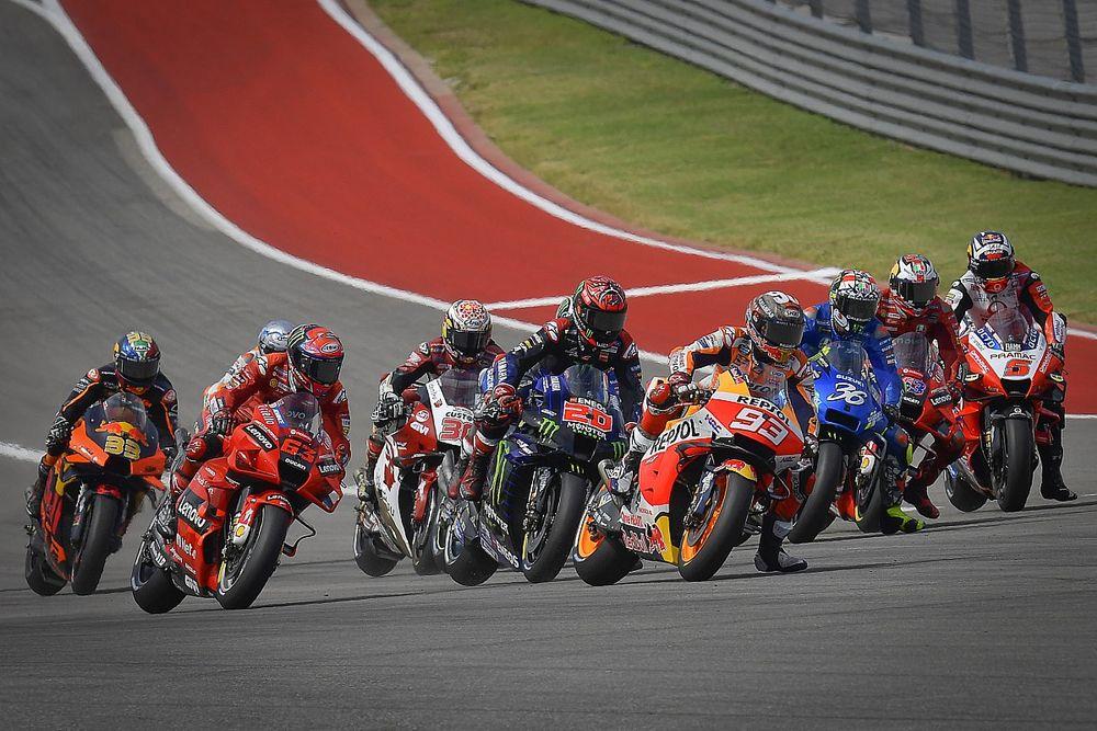 Soal Keluhan Aspal COTA, MotoGP Mungkin Bisa Tertolong F1