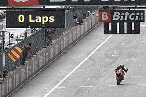 """Binder: """"El final de la carrera se me hizo eterno"""""""