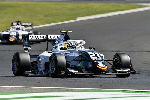 Hasil Race 1 F3 Hungaria: Colombo Raih Kemenangan Perdana