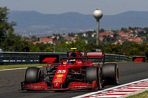Sainz Realistis Lihat Peluangnya di GP Hungaria