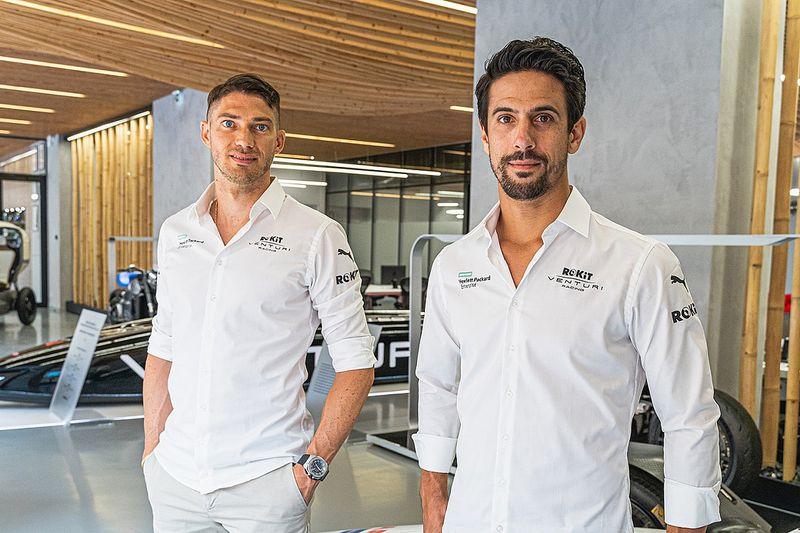 Fórmula E: di Grassi é anunciado na Venturi como companheiro de Mortara