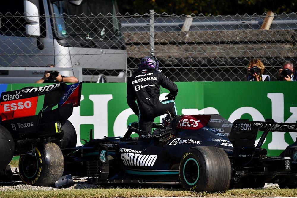 """Ralf: """"Hamilton'ın Monza kazası fazla dramatize edildi"""""""