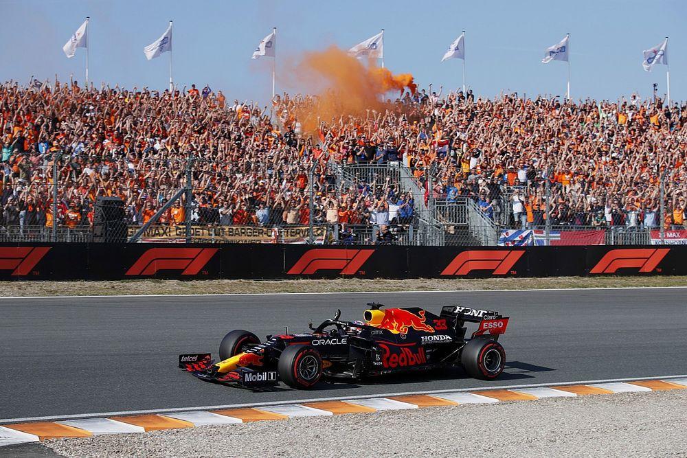 """Lammers in zijn nopjes met Dutch GP: """"F1 is zeer onder de indruk"""""""