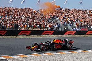 F1 Dutch GP: Verstappen beats Hamilton to pole for home race