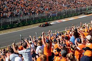 F1オランダGP決勝:フェルスタッペンが総力戦を制し初の母国優勝! 角田裕毅はマシントラブル訴えリタイヤ