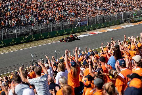 Verstappen se gusta en casa y hace claudicar a Hamilton