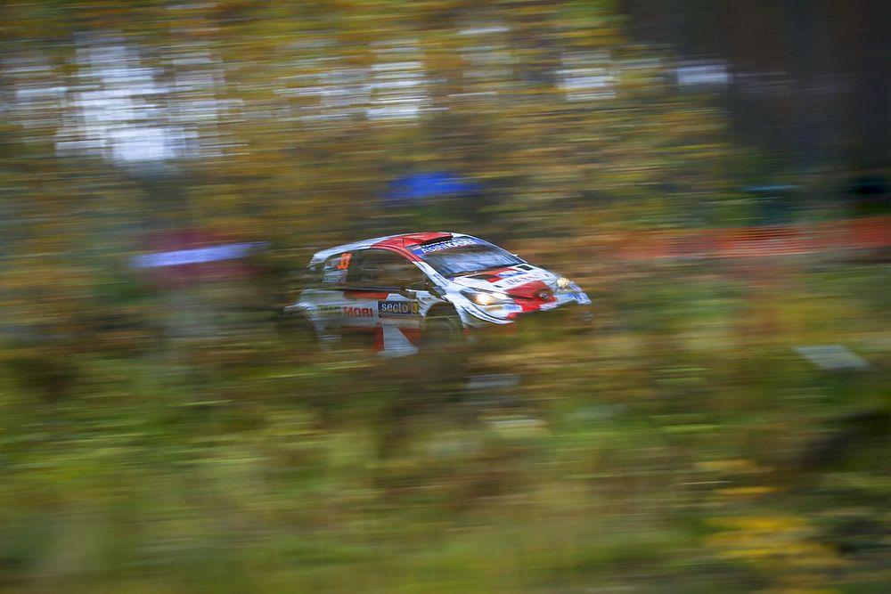WRC, Rally Finlandia, PS9: Evans fa tris e allunga