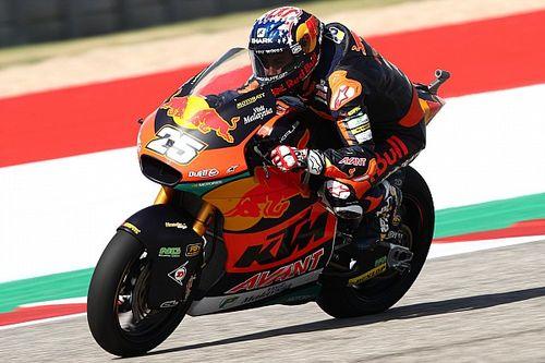 Hasil FP3 Moto2 Amerika: Raul Fernandez Lanjutkan Dominasi