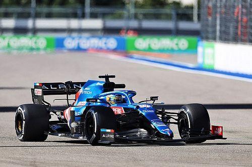 """Alonso: """"2022'de deneyimli sürücüler bir avantaja sahip olmayacak"""""""