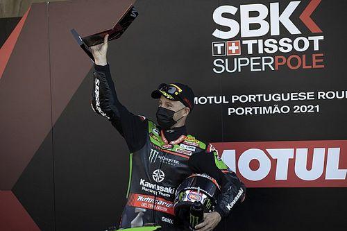 Menangi Race 2 WSBK Portugal, Jonathan Rea Belajar dari Kesalahan Bodoh