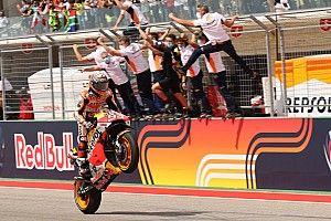 Fotogallery MotoGP: Marquez domina il GP delle Americhe