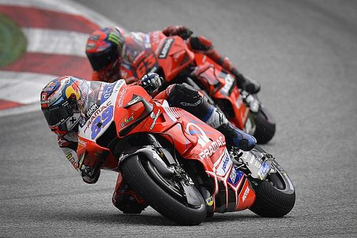 Kinerja Jorge Martin Berhasil Buat Ducati Terkesan