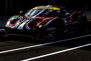 """Molina: """"Llevo una semana pensando en Le Mans; veremos qué significa"""""""