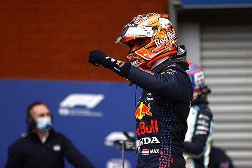Verstappen houdt Russell van pole in dramatische kwalificatie GP België