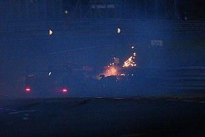 Lluvia y caos al caer la noche en las 24h de Le Mans