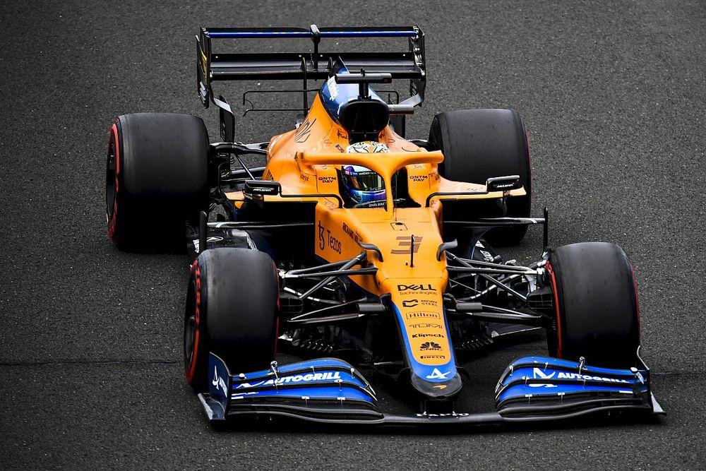 McLaren уже дважды поменяла шасси Риккардо