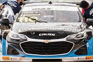 Stock Car: Lapenna lidera primeiro treino em Curitiba