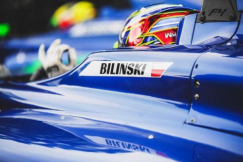 Biliński otarł się o podium