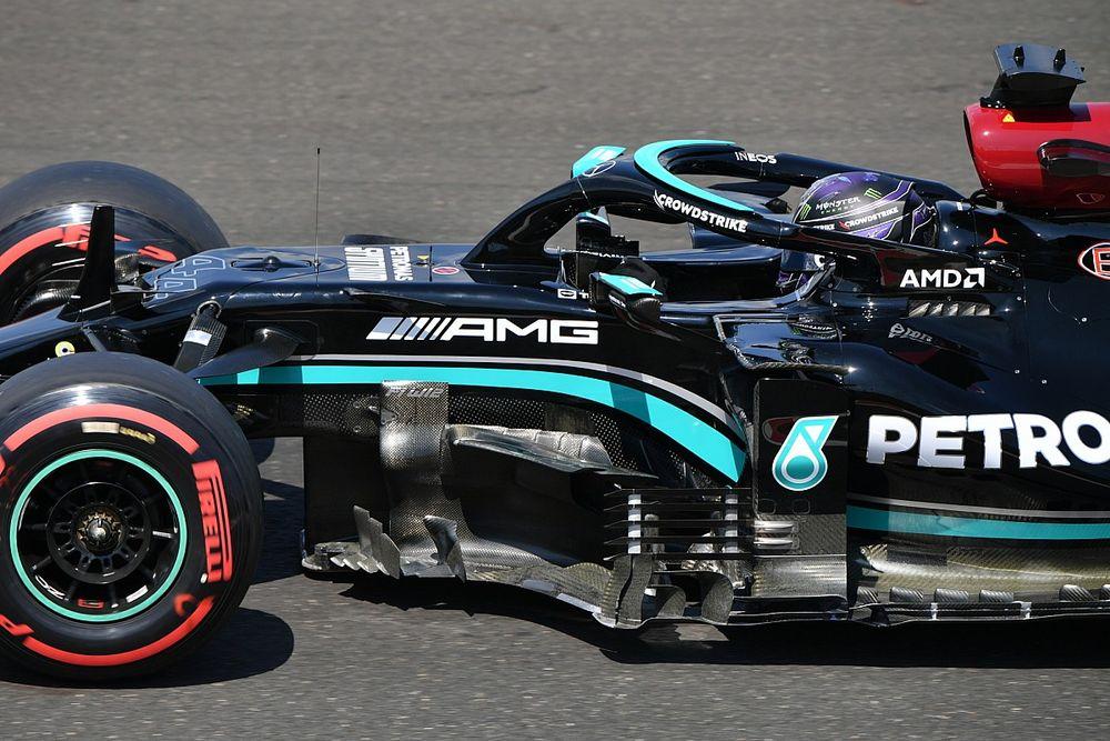 GP Ungheria: Hamilton a quota 101 pole position