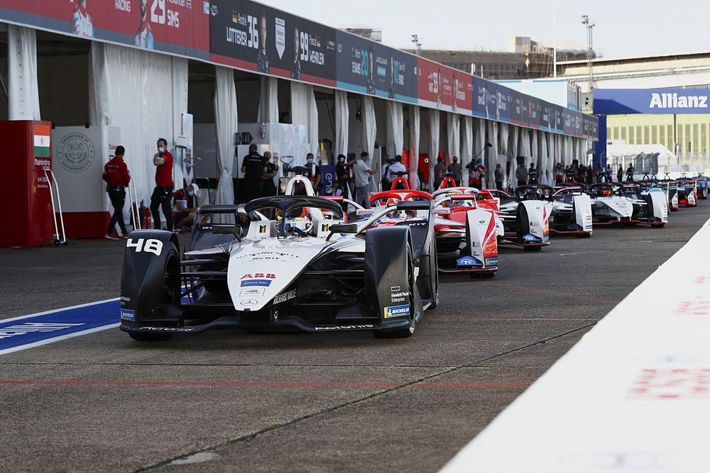 Rekordowa oglądalność Formuły E