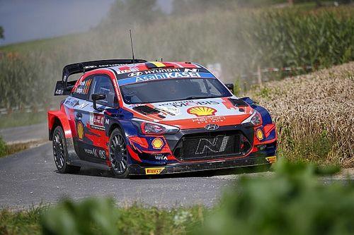 WRC Belçika: Neuville lider, Toyotalar 3. sıra için mücadele ediyorlar