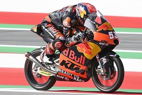 Hasil Kualifikasi Moto3 Styria: Deniz Oncu Klaim Pole Perdana