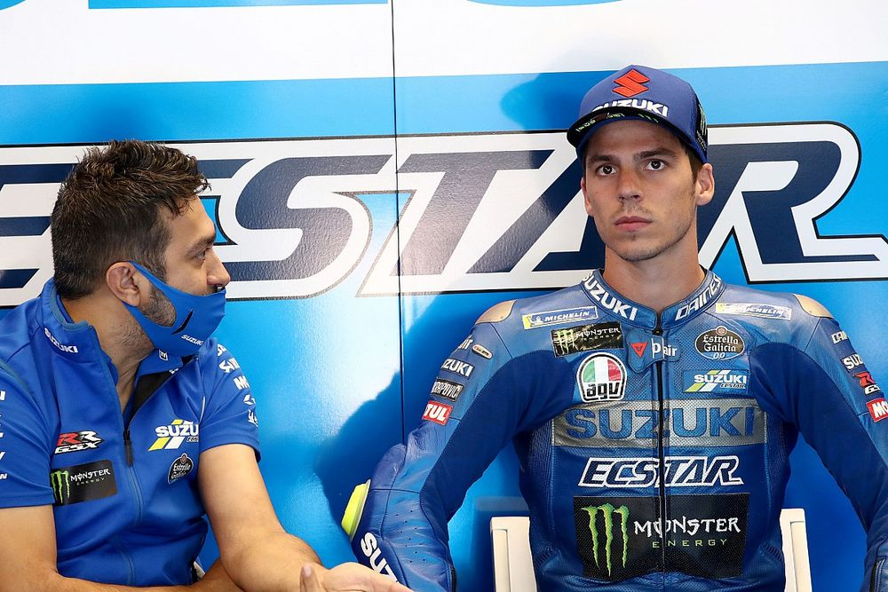 """Red Bull Ring safety """"not enough"""" for MotoGP in wet – Mir"""