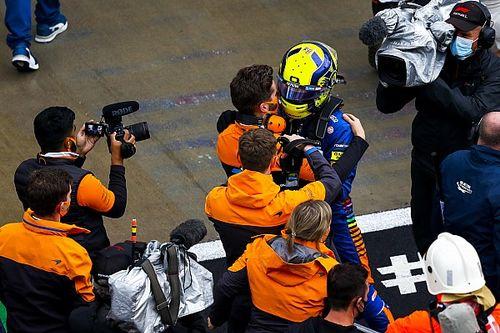"""Ceccarelli: """"La McLaren doveva proteggere la vittoria di Norris"""""""