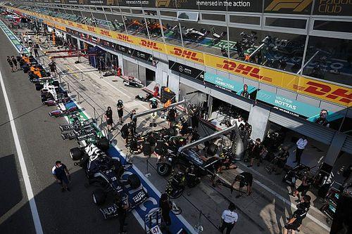 Uitslag: Eerste vrije training F1 Grand Prix van Italië