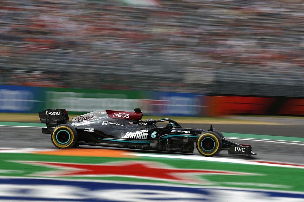 Mercedes overweegt motorwissel en gridstraf tijdens Italiaanse GP