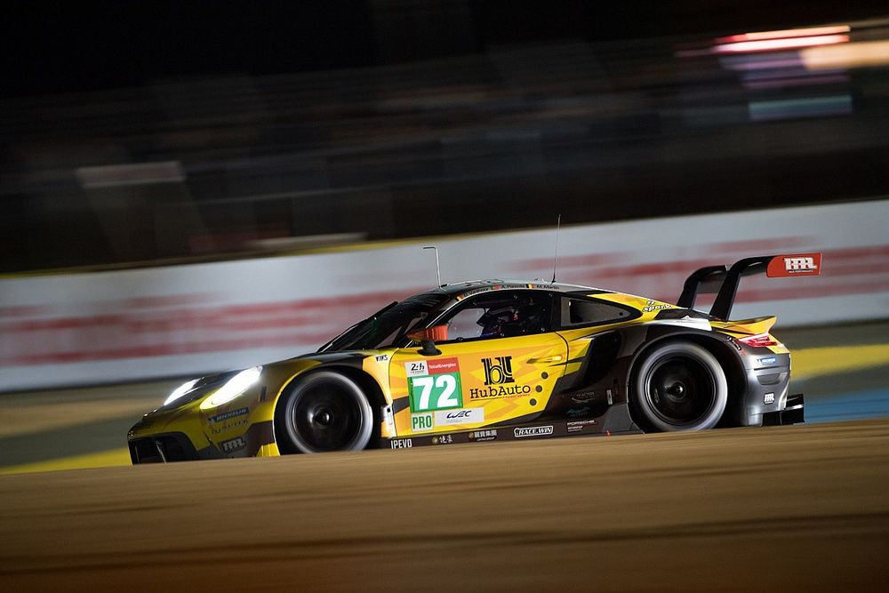 HubAuto: Le Mans pole can inspire other privateers to try GTE Pro