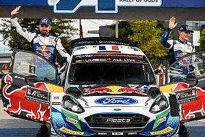 Fourmaux becomes latest WRC competitor to split with co-driver