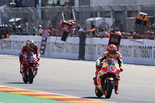 GP d'Aragón : les meilleurs tours en course