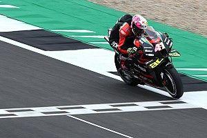 Hasil Warm Up MotoGP Inggris: Aleix Espargaro Asapi Duo Honda